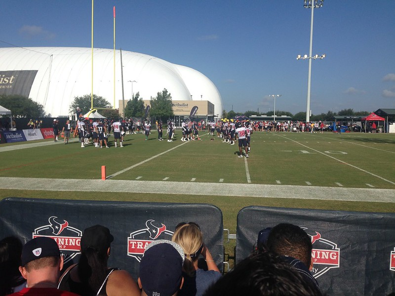 Texans Training Camp