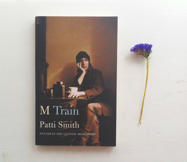 m train patti smith book review