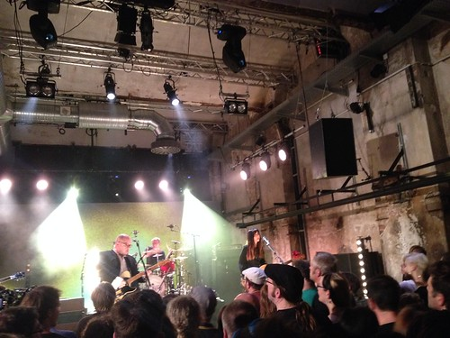 Pixies im SchwuZ, Berlin