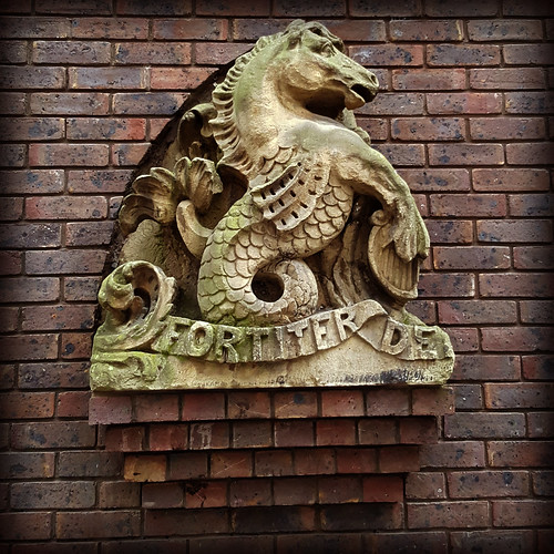 Newcastle upon Tyne has had seahorses on its crest since the 1500s, but are there any seahorses in folklore? What do they represent?