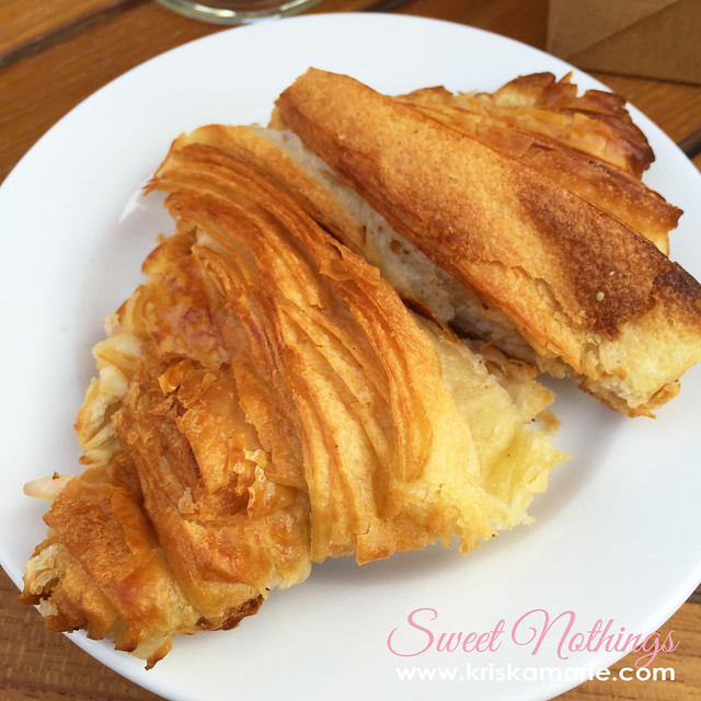 Croissant from La Serre