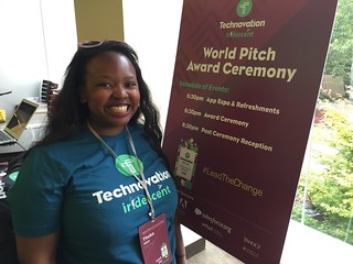 Thoko Miya, South African Master Educator, Technovation World Pitch Summit 2016
