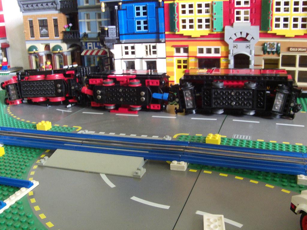 Lowlug • Bekijk onderwerp - Mijn 12 volt treinbaan
