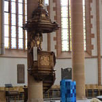 Pulpits (New and Old)