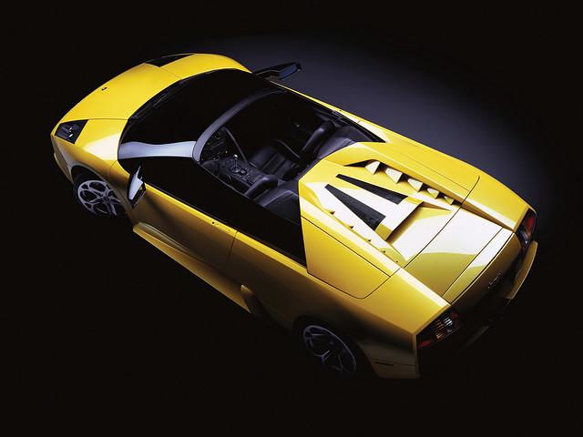 Lamborghini Murcielago Barchetta Concept. 2002 год
