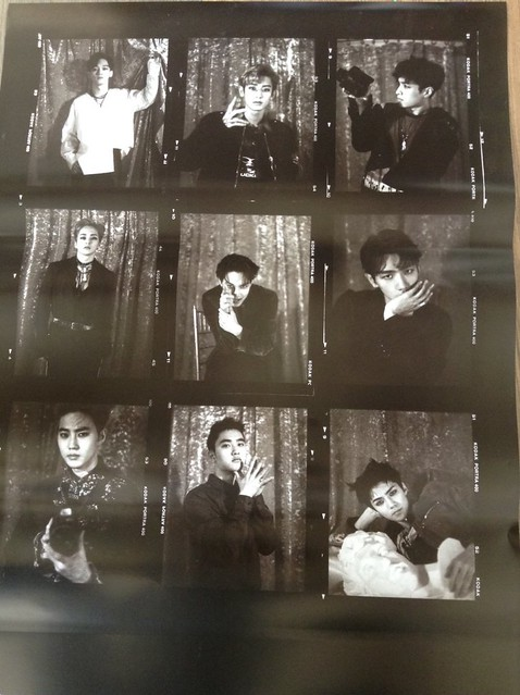 160818 EXO's LOTTO Album