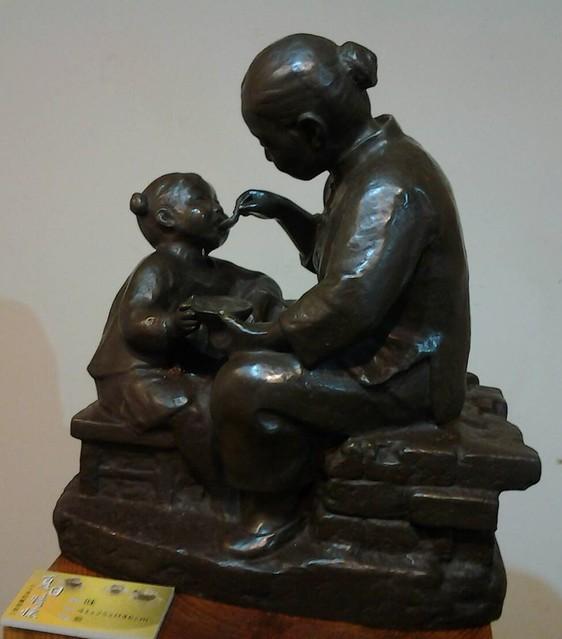王秀杞雕塑展 (30)