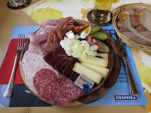 Sücka-Brett (im Berggasthaus Sücka, Liechtenstein)