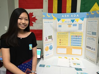 Ask Ada, USA Team, Technovation World Pitch Summit 2016