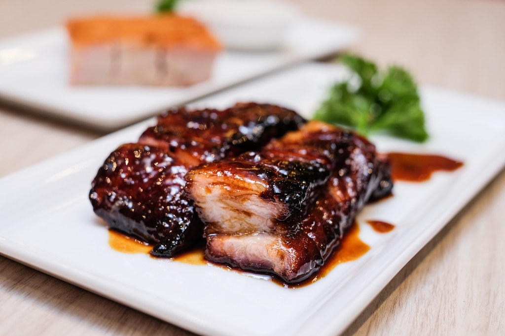 Royal London Duck: Special Honey Roasted Pork