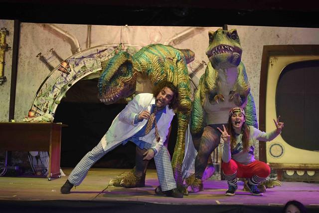 Dinosaurios la Evidencia