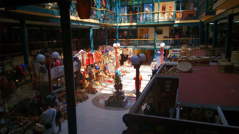 Artisan Market in Valdivia, Los Ríos, Chile