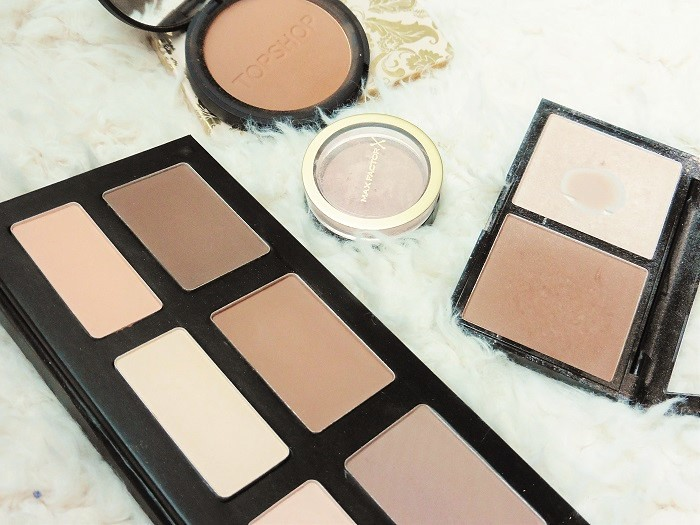 Contour Powders for Pale Girls