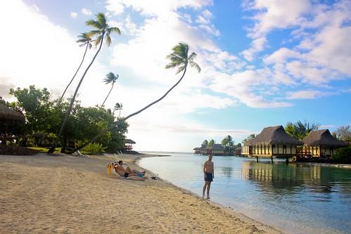 Hotel intercontinental Tahiti