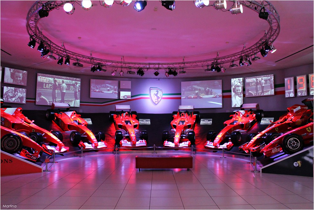Museo Ferrari.