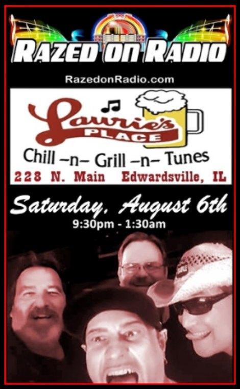 Razed On Radio 8-6-16