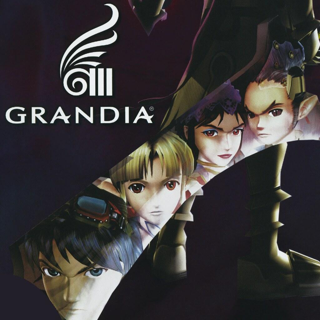 GRANDIA III (PS2 CLASSIC)