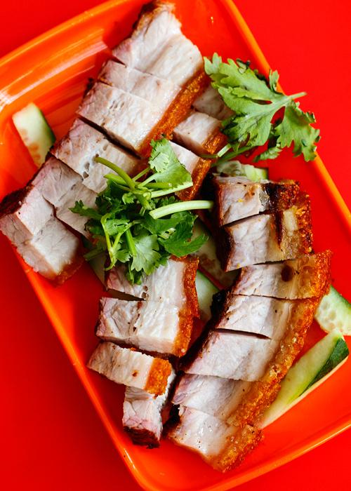 Fat Yoong Roast Pork
