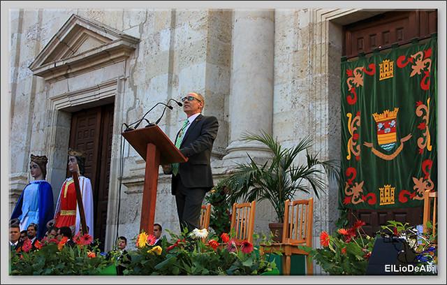 Briviesca Fiestas 2016 Proclamación de Reinas y Pregón 7