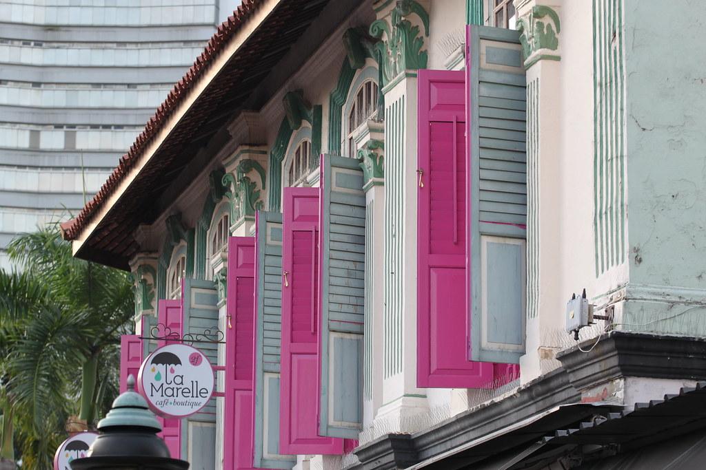 5 mukavaa paikkaa Singaporessa