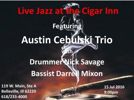 Cigar Inn 7-15-16