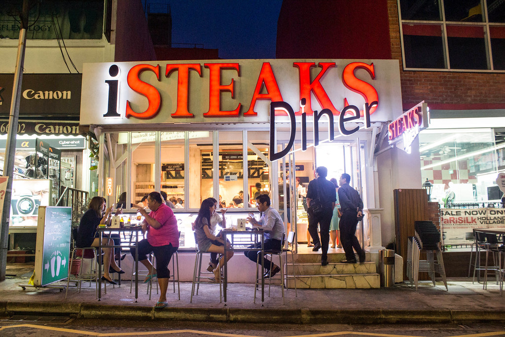 Steaks Under $20: isteaks
