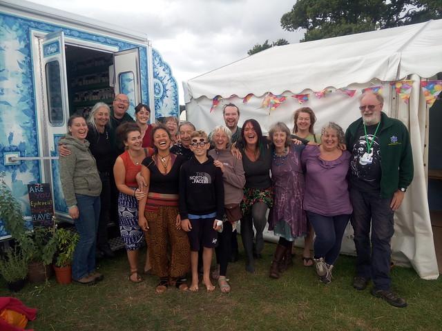 Green Gathering 2016