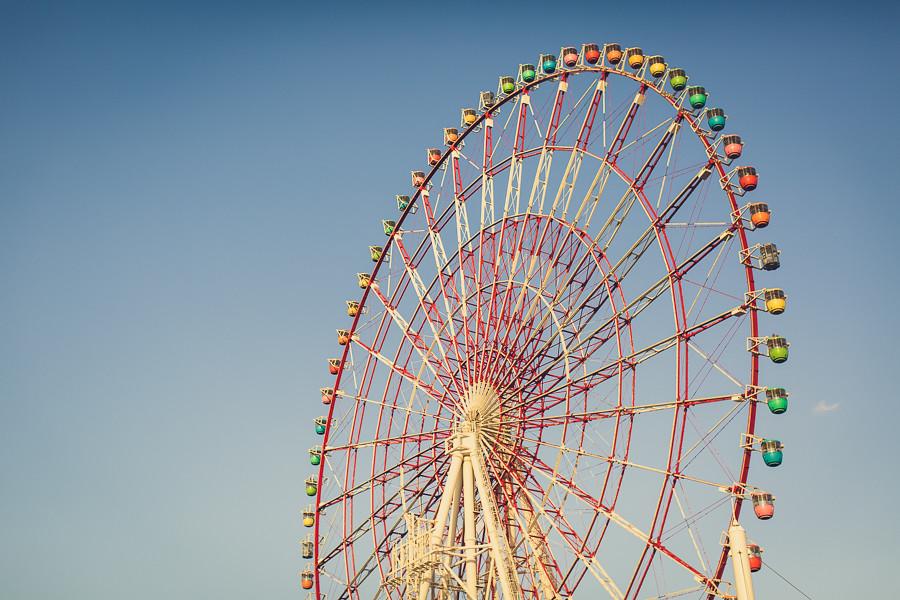 Palette town, Odaiba