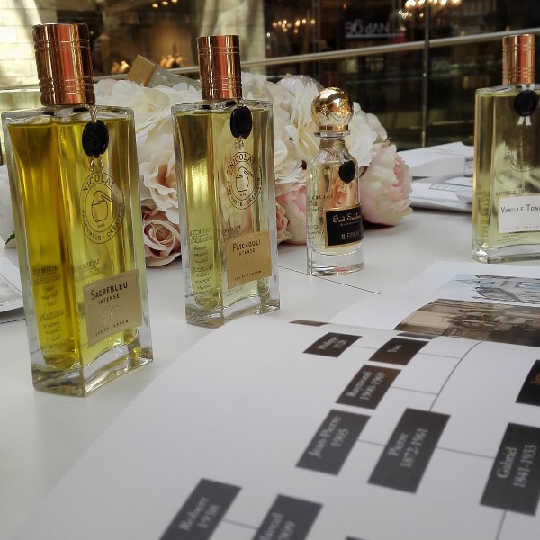 Ароматы Parfums de Nicolai