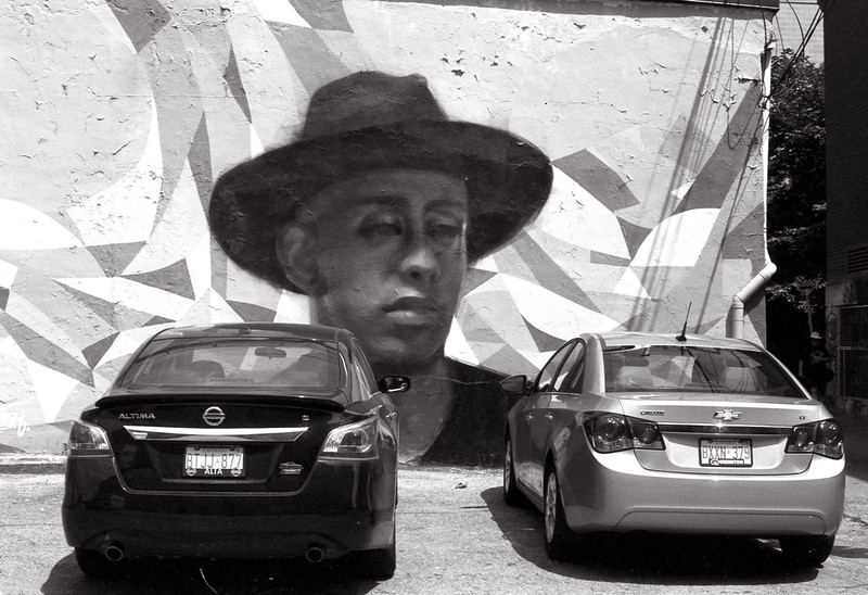 Watching over the Parked Cars_