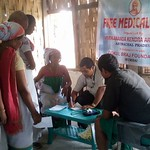 Medical Camps in Namsai District 2016