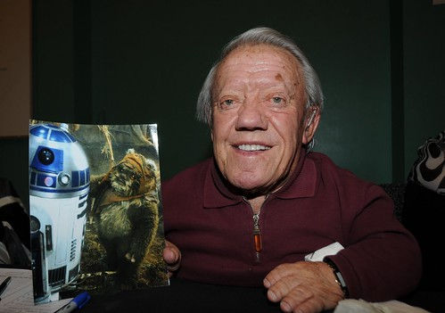 Kenny Baker - R2-D2 - Photo 4