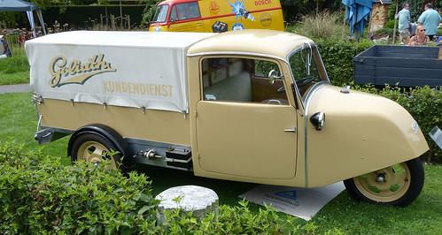 Goliath F400 1936 sand vr