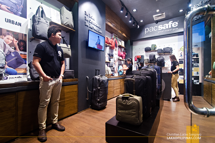 Pacsafe Philippines Flagship Store