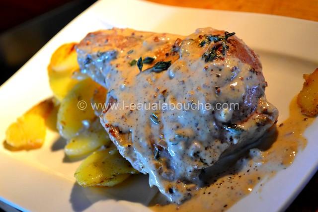 Côtes de Porc à la Moutarde © Ana Luthi Tous droits réservés 017
