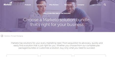 Marketo price