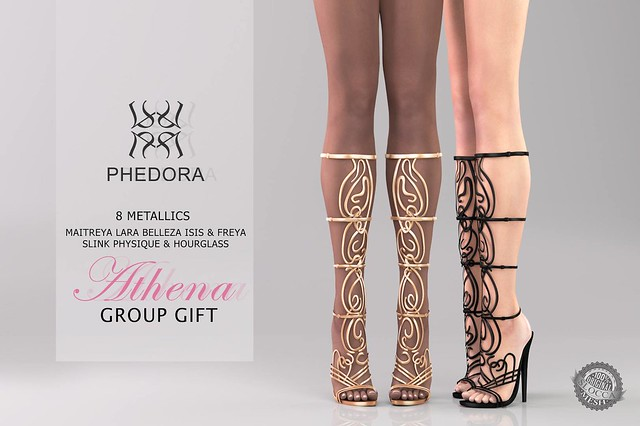Athena Heels Group Gift!!!