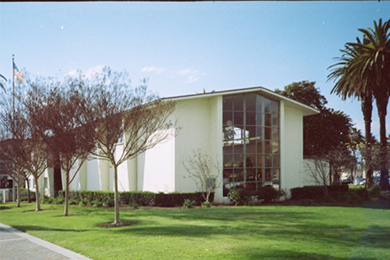 hb main library 1951